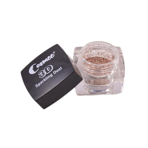 Cosmee 3D Sparkling Dust - 305 Almond Flake