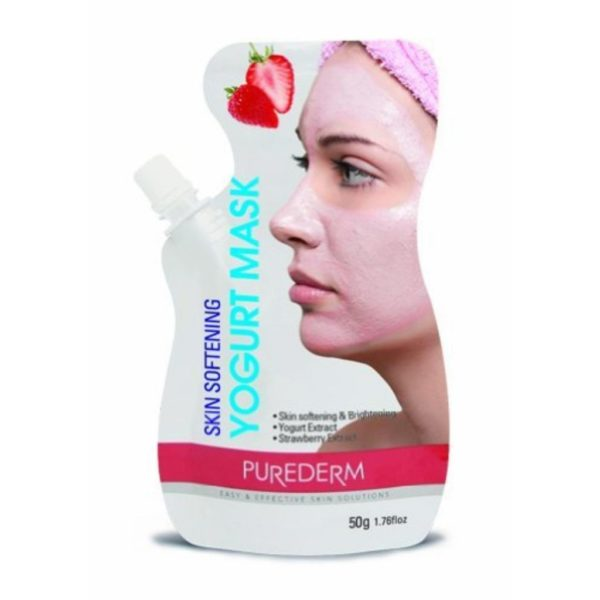 Purederm Skin Softening Yogurt Face Mask - Spout 50ml