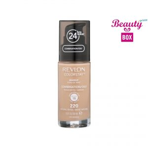 Revlon Colorstay Foundation Normal To Dry - 220 Natural Beige