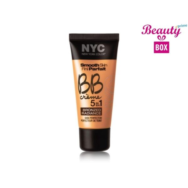 NYC Bronzed Radiance 5In1 BB Creme - 004 Light