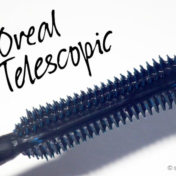Loreal False Lash Telescopic Mascara - Black