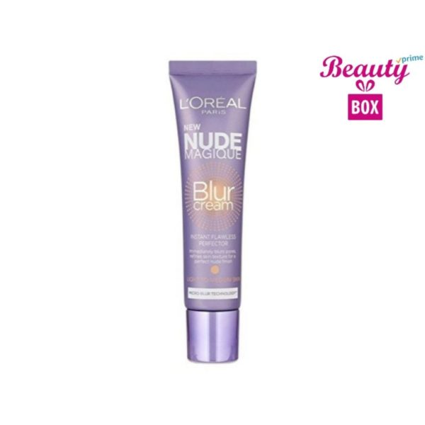 Loreal Nude Magique Blur Cream - Medium To Dark
