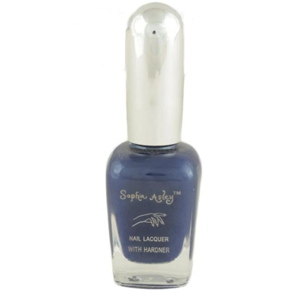 Sophia Asley Nail Lacquer With Hardner - Shade 10