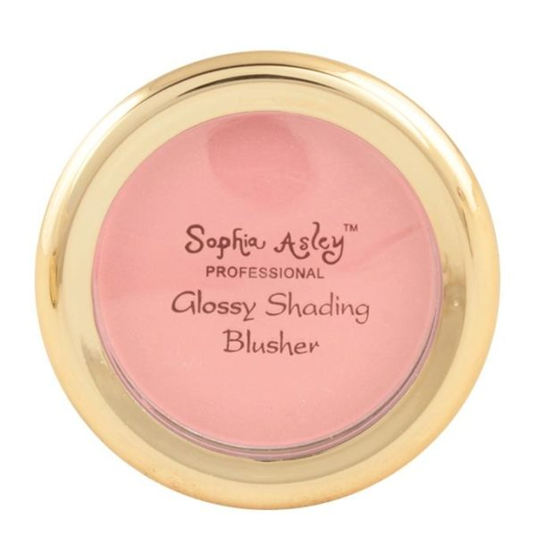 Sophia Asley Glossy Shading Blusher - 3   Toffee