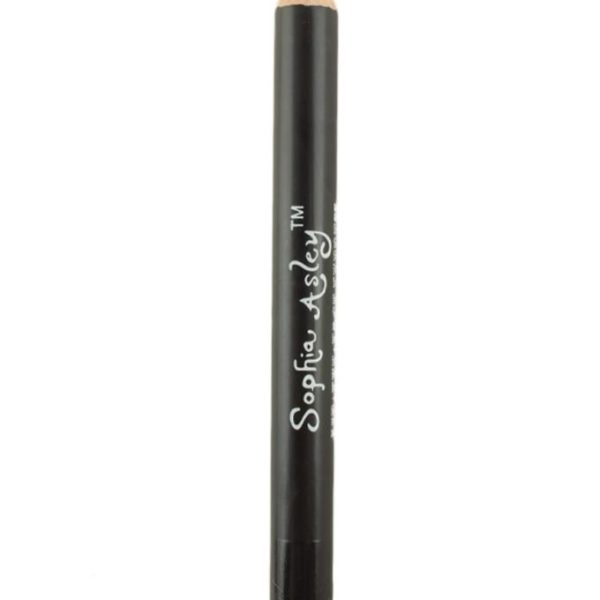Sophia Asley Jumbo Lip + Eye + Face Express Soft Touch Pencil - 2   Jet Black