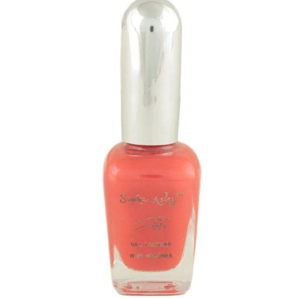 Sophia Asley Nail Lacquer With Hardner - Shade 28