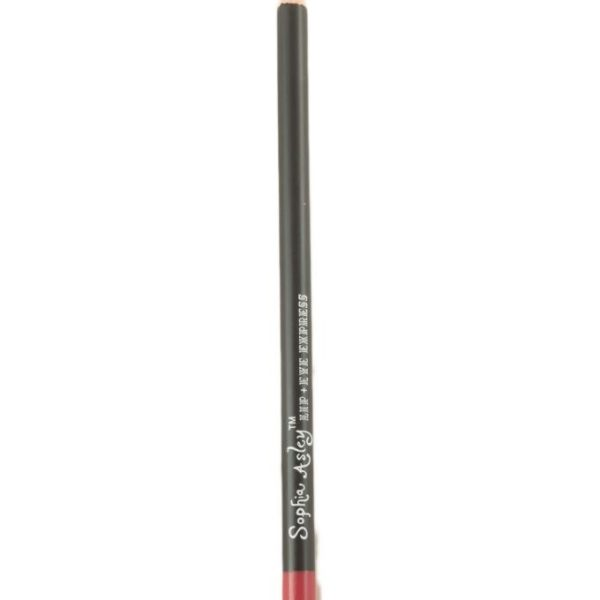 Sophia Asley Lip + Eye Express Pencil Professional Formula - 25   Indian Red
