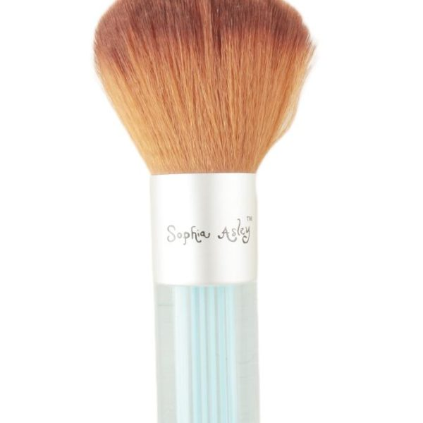 Sophia Asley Professional Kaboki Brush - Silver