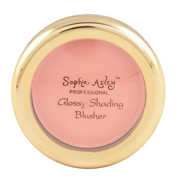 Sophia Asley Glossy Shading Blusher - 2   Candy Pink