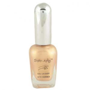 Sophia Asley Nail Lacquer With Hardner - Shade 30