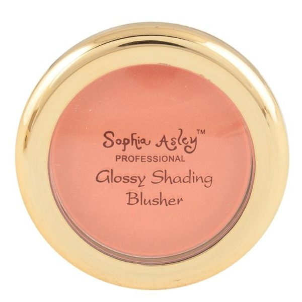 Sophia Asley Glossy Shading Blusher - 11   Clair