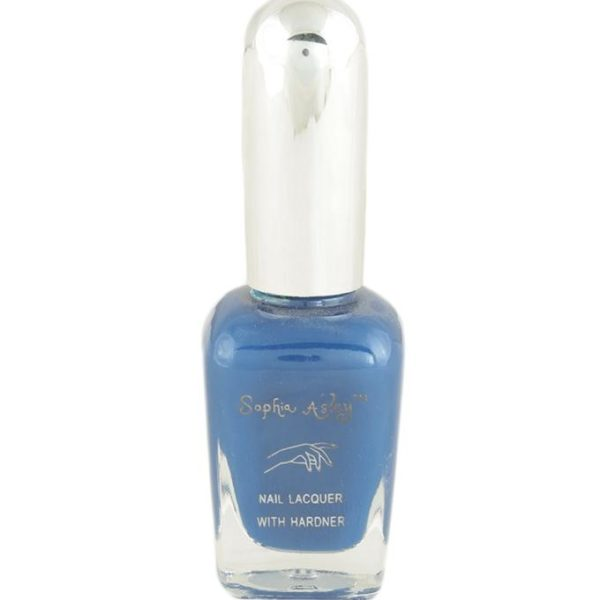 Sophia Asley Nail Lacquer With Hardner - Shade 01