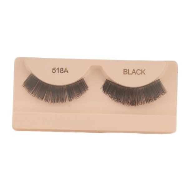 Sophia Asley EyeLashes - Black Natural Noir Natural