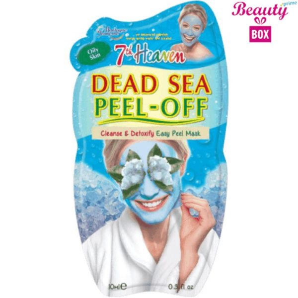 7th Heaven Dead Sea Peel Off Mask - 10Ml