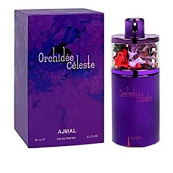 Ajmal Orchidee Celeste For women - 75 Ml Edp