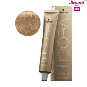 Schwarzkopf Igora Royal Absolutes Hair Color - Platinum Blonde Beige Natural 9-40