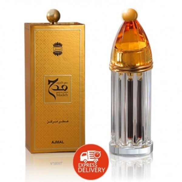 Ajmal Dahn Al Oudh Madeh Concentrated Oil For Unisex - 3 ml