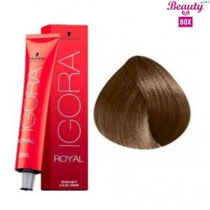 Schwarzkopf Igora Royal Natural Hair Color - Light Blonde 8-0