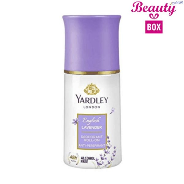 Yardley English Lavender Women Roll On - 50 Ml