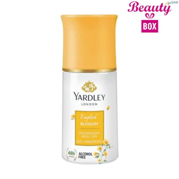 Yardley English Blossom Women Roll On - 50 Ml