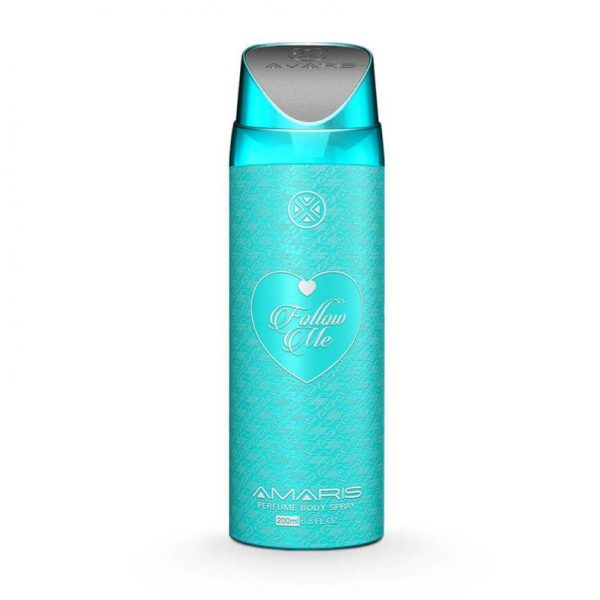 Amaris Follow Me Women Body Spray - 200 Ml
