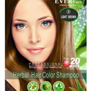 Evercare Professional Herbal Hair Color - Light Brown