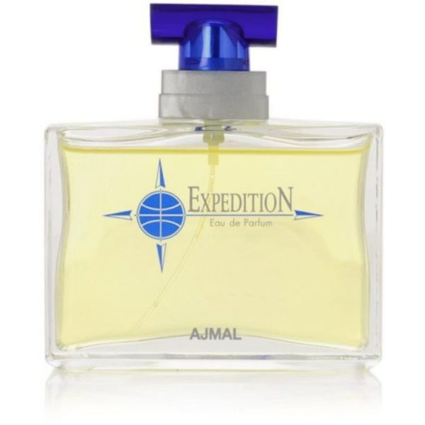 Ajmal Expedition Perfume For Men - 100 Ml Edp