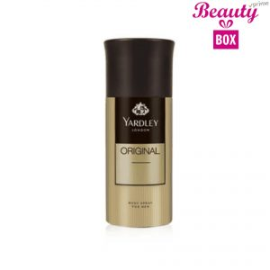 Yardley Original Body Spray - 150 Ml