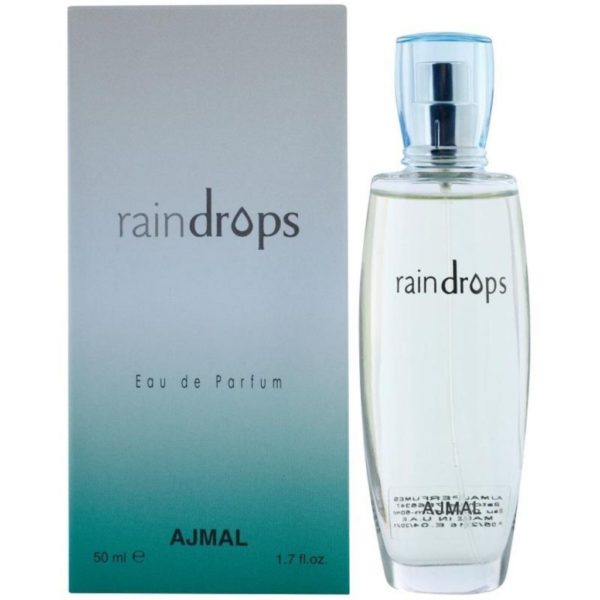 Ajmal Raindrops Perfume For Women - 50 Ml EDP