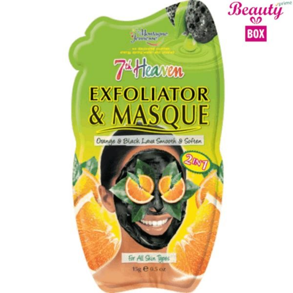 7th Heaven Exfoliator & Masque Mask - 15G