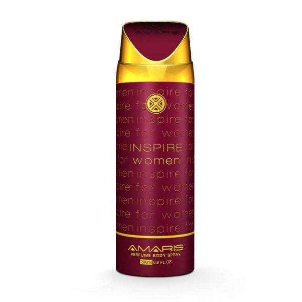 Amaris Inspire Women Body Spray - 200 Ml