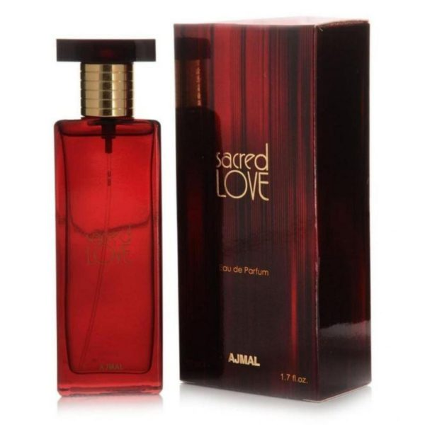 Ajmal Sacred Love Perfume For Women - 50 Ml EDP