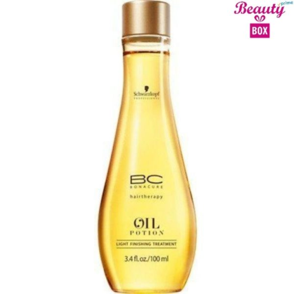 Schwarzkopf BC Bonacure Oil Miracle Light Finishing Treatment - 100ml