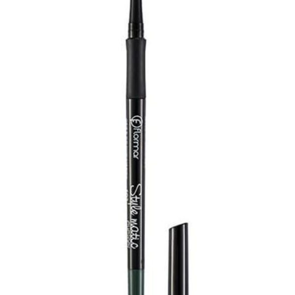 Flormar Style Matic Eyeliner - S08 Serious Green