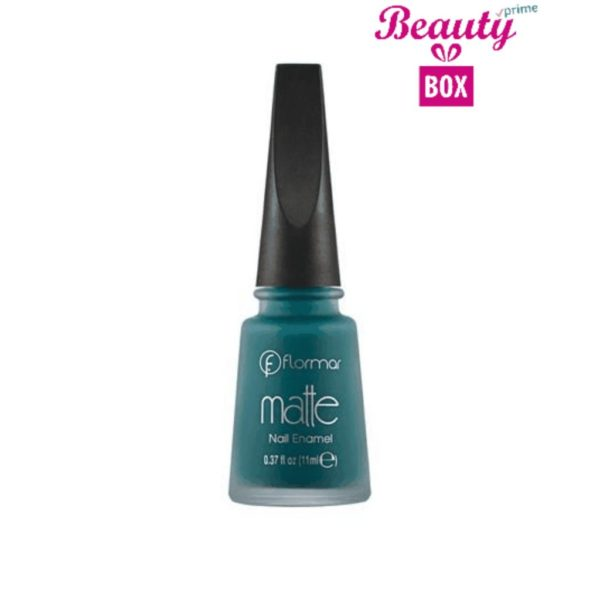 Flormar Matte Nail Enamel - M33 So Jaded