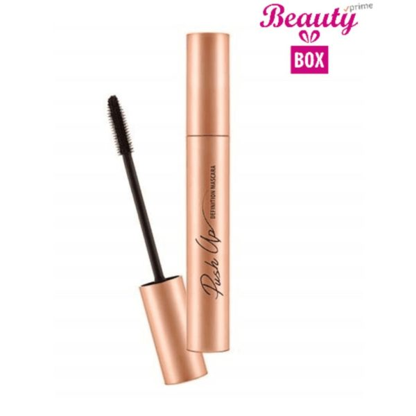 Flormar Push Up Definition Mascara - Black