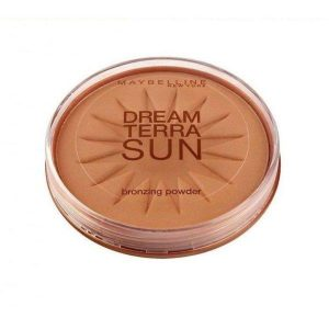 Maybelline Dream Terra Sun Bronzing Powder - 02 Golden