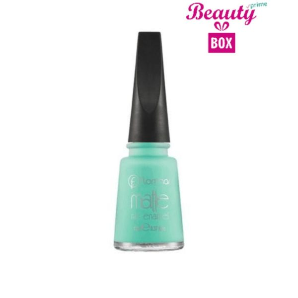 Flormar Matte Nail Enamel - M04 Perfect Mint