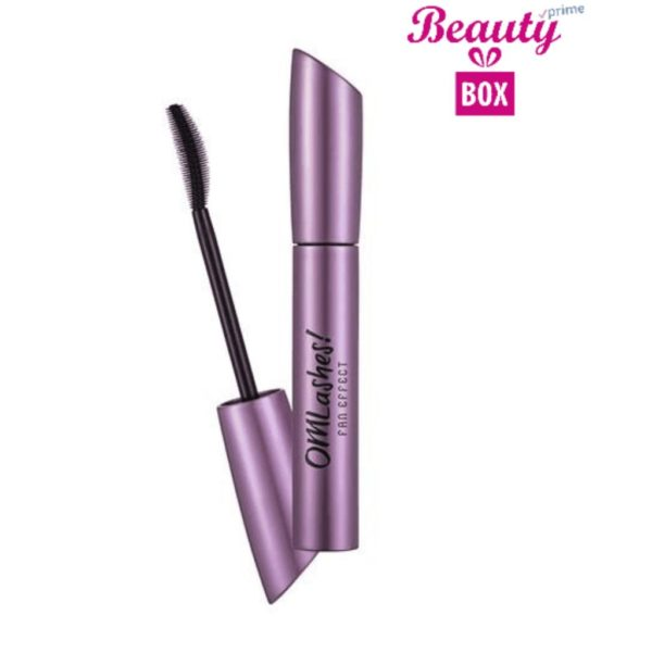 Flormar Fan Effect Mascara - Black