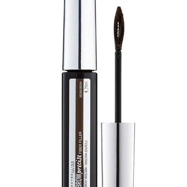 Maybelline Brow Precise Fiber Filler - Medium Brown 8 Ml