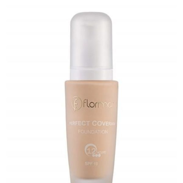 Flormar Perfect Coverage Foundation - 105 Beige-Classic