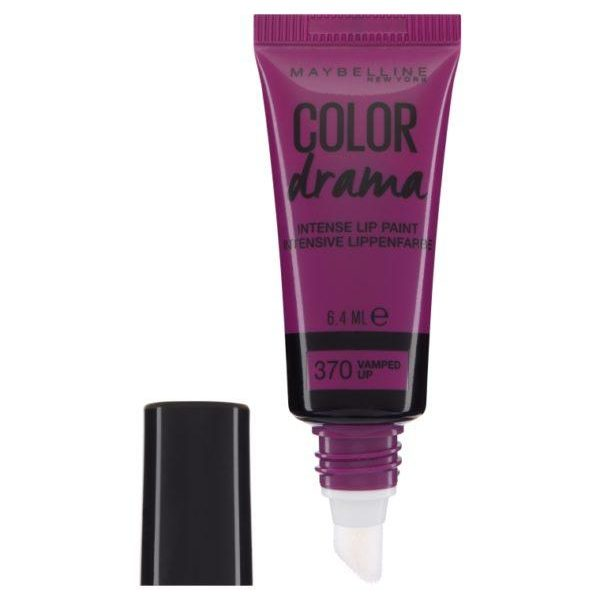 Maybelline Color Drama Lip Paint - 370 Vamped