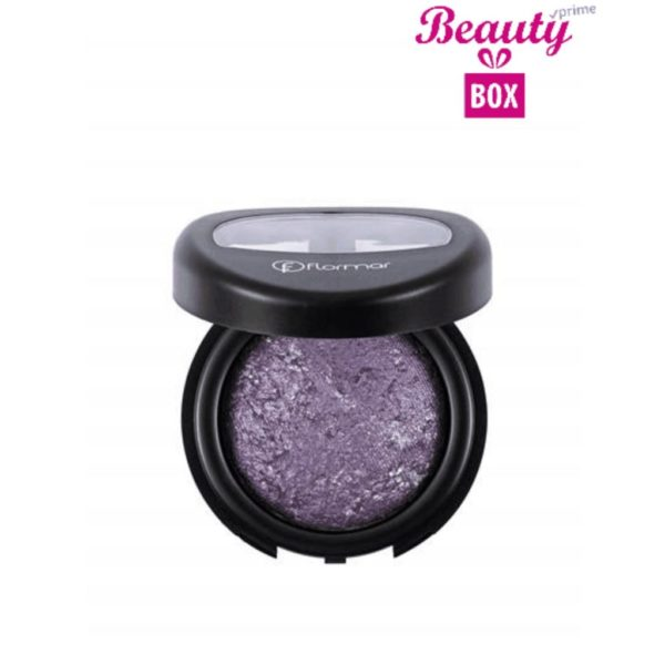 Flormar Diamonds Baked Eyeshadow - D03 Crystal Amethyst-Intense