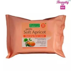 Beauty Formulas Appricot Make Up Wipes - Pack Of 30