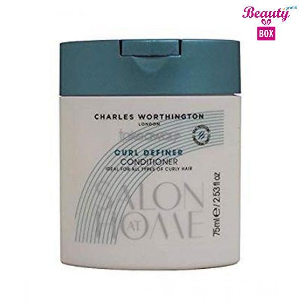 Charles Worthington Takeaways Curl Definer Conditioner -75Ml-1
