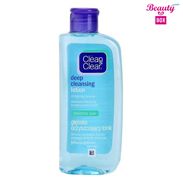 Clean and Clear Deep Cleansing Lotion-3