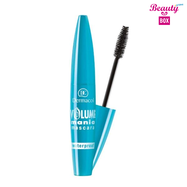 Dermacol (Czech) Volume Mania Waterproof Mascara - 9ml Black-2