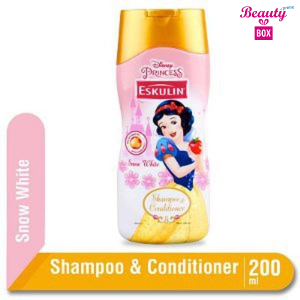 Eskuline Kids Snow White Shampoo - 200 Ml