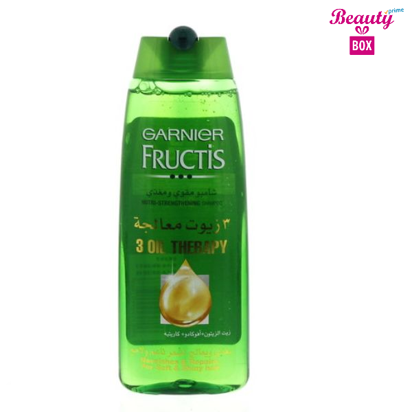 Garnier Fructis Nutri- 3 Oil Therapy - 200Ml-2