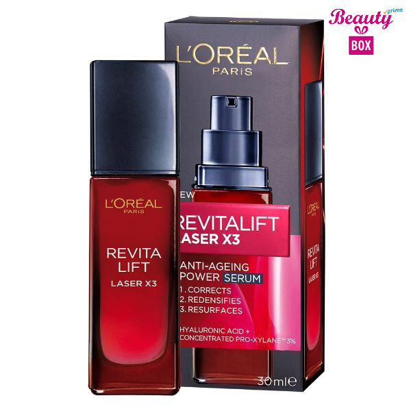 L'Oreal Paris Revitalift Laser X3 Anti-Ageing Power Serum 30 mL